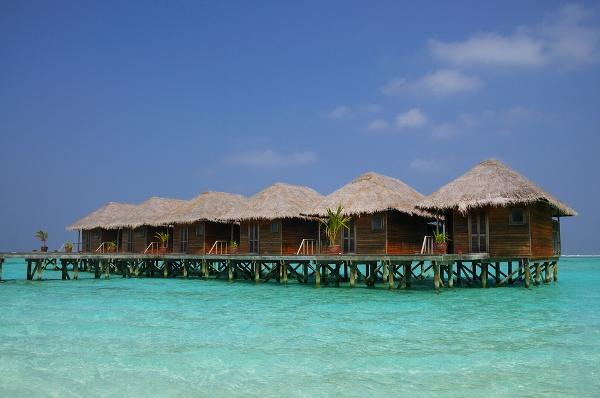 منتجعات في المالديف ننصحك بزيارتها