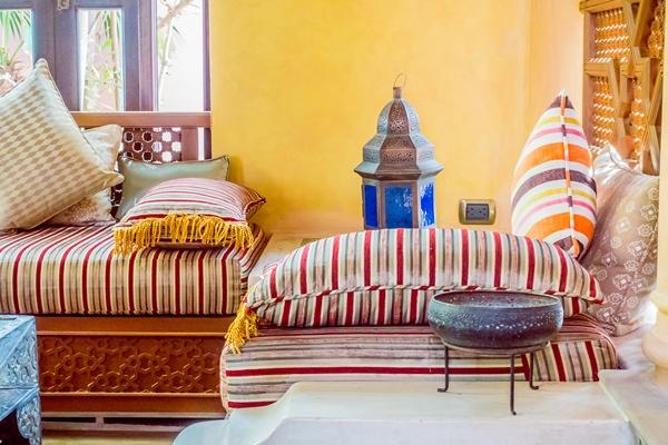 صور ديكور: نفحات من غرف شرقية