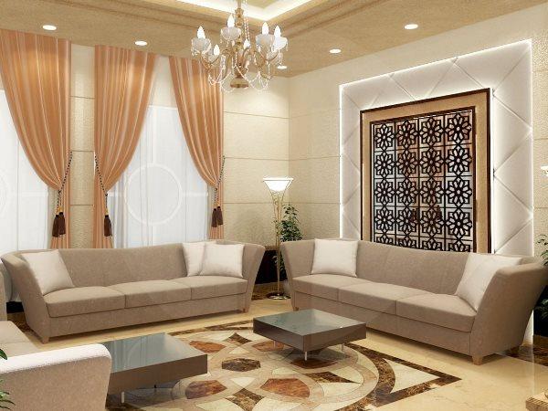نصائح ديكور عند تصميم مجالس عربية مودرن