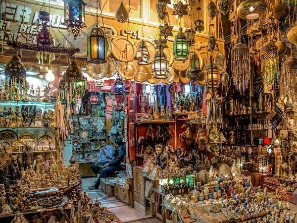 صور السياحة في القاهرة بين الماضي والحاضر