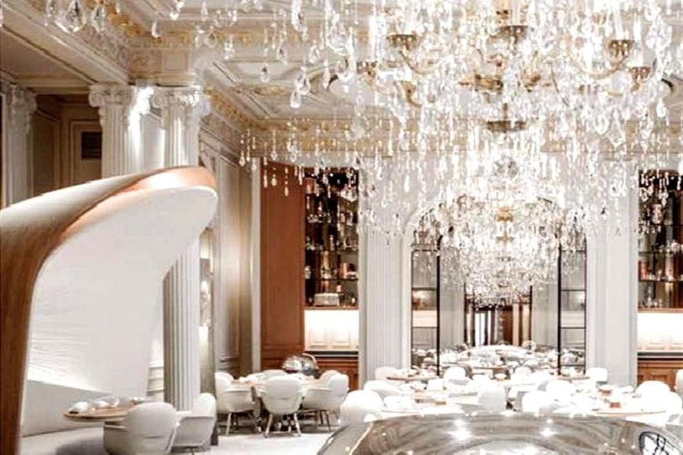 """Image result for مطعم ألان دوكاس"""" في الـ""""بلازا أتينيه"""" باريس"""