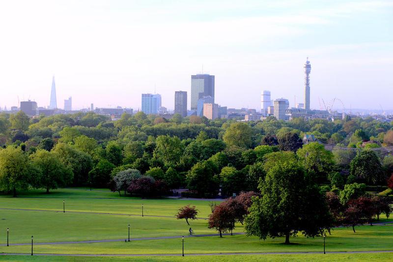 صور الاماكن السياحية في لندن غير المسوّقة