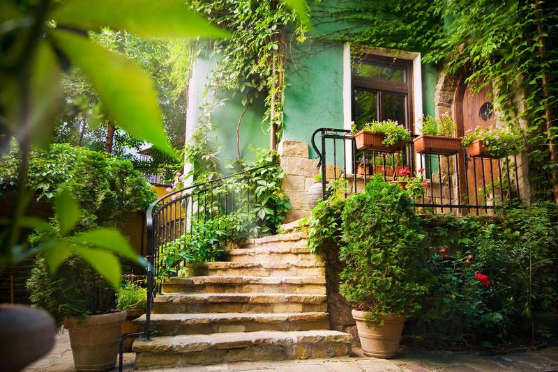 نصائح ديكور: تنسيق حدائق منزلية خارجية