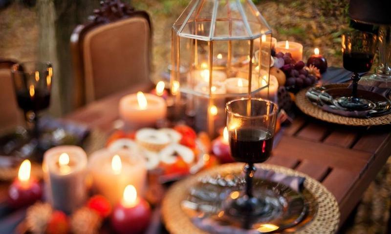 أفكار تنسيق سفرة رمضان