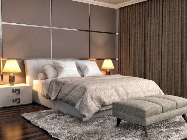 أخطاء في ديكورات ستائر غرف نوم المنازل
