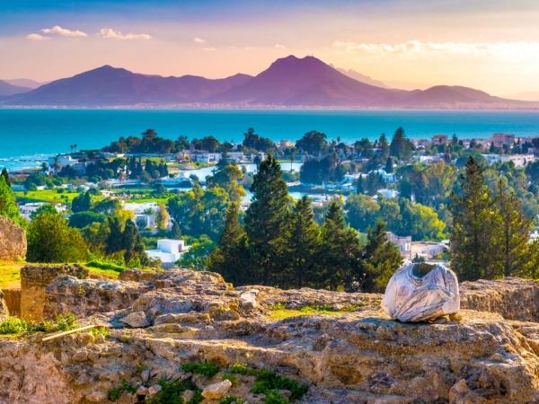 معالم سياحية تعكس صورة تونس