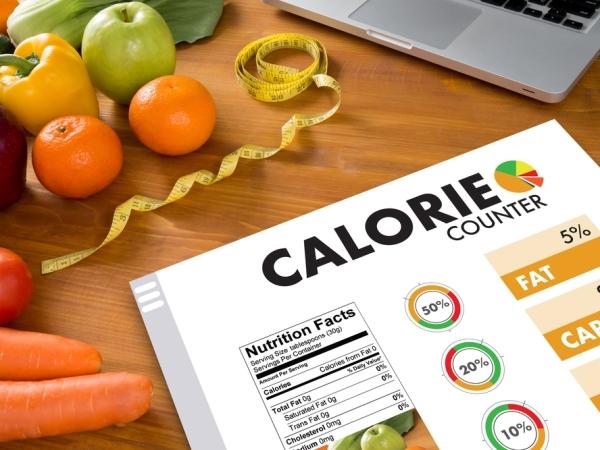 رجيم السعرات الحرارية لخسارة الوزن