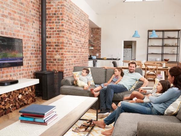 صور ديكورات غرف المعيشة العائلية