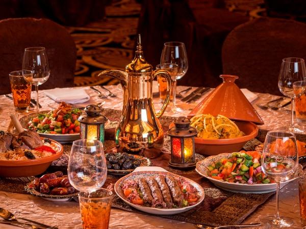 اتيكيت الضيافة في رمضان