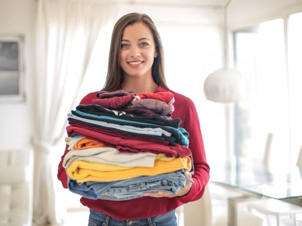 التدبير المنزلي: 8 نصائح لغسيل صحي