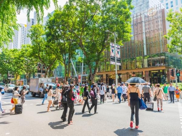 صور 5 أفضل وجهات عالمية للتسوق