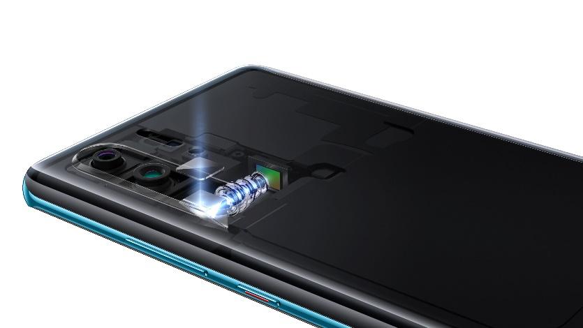 هاتف HUAWEI P30 Pro ذو الكاميرا فائقة الأداء والبطارية القويّة