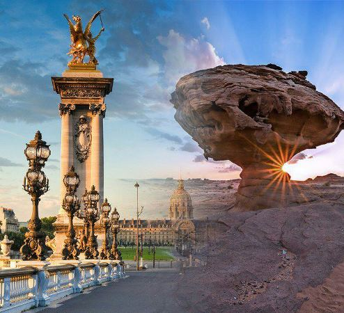 """العلا وجهة سياحية سعودية و""""ضيفة"""" في باريس في ربيع 2019"""