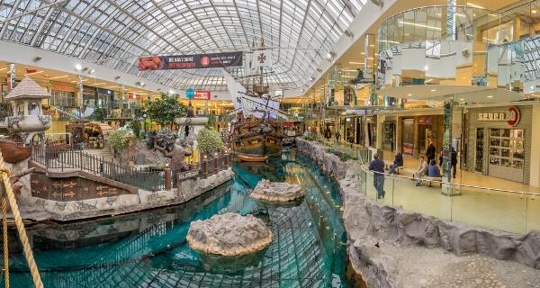 السفر إلى كندا: السياحة الشتوية في ألبرتا