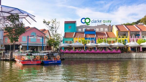 اماكن سياحية في سنغافورة