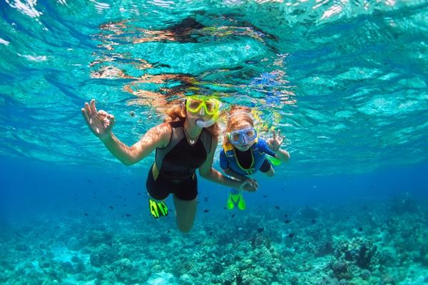 الأنشطة السياحية في جزر البهاما