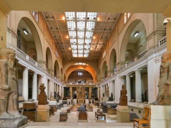 عناوين السياحة في مصر لهواة الآثار