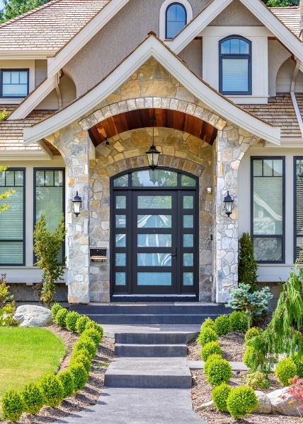 الديكور الداخلي: لون باب منزلك يكشف عن شخصيتك
