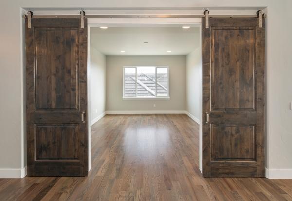 صور: ابواب خشب داخلية فخمة