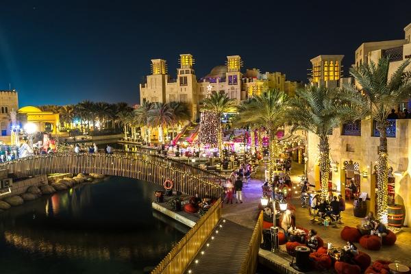 السياحة في دبي ومتعة التسوق
