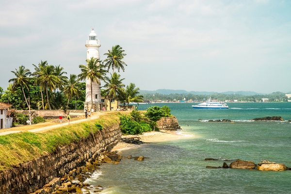 السياحة في سريلانكا