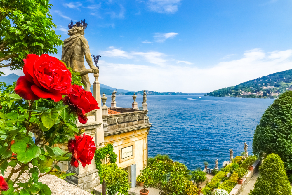 بحيرات إيطاليا: