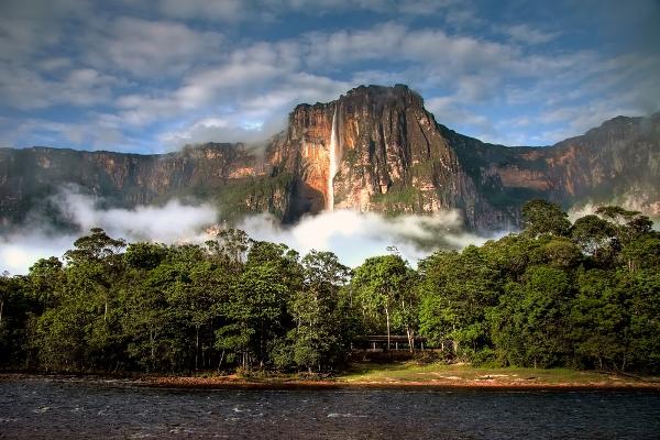 صور: أجمل 6 شلالات طبيعية في العالم