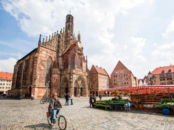 السياحة العائلية في نورمبرغ عند السفر إلى ألمانيا