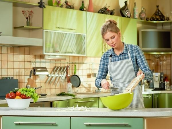 التدبير المنزلي: 5 نصائح خاصَّة بالمطبخ