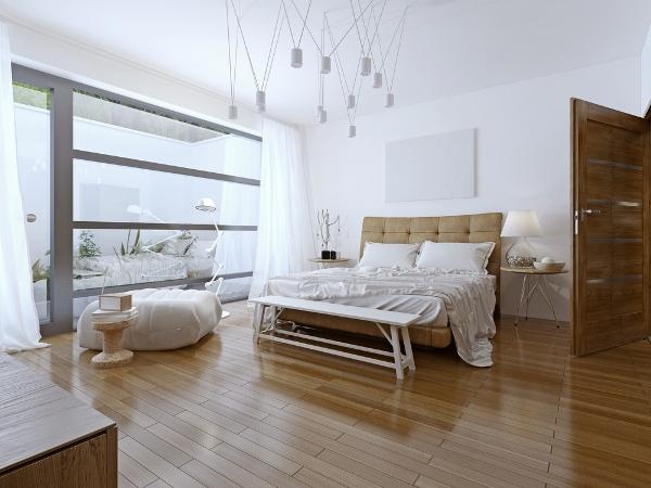 نصائح الديكور: لا لهذه الأفكار في غرف النوم