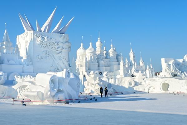 السفر إلى الصين: سياحة شتوية في هاربين مدينة الثلج