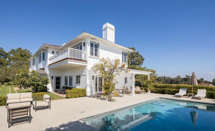 البناء الخارجي لمنزل جودي فوستر Jodie Foster