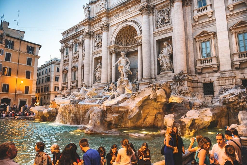 معلومات أساسية قبل السياحة في روما