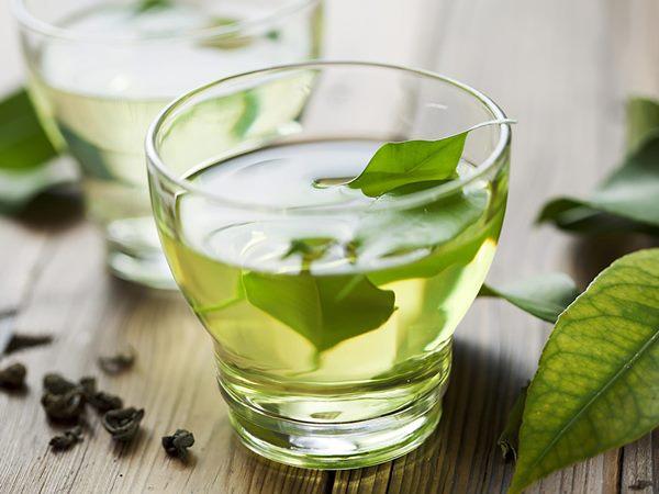 اضرار الإفراط في شرب الشاي الاخضر