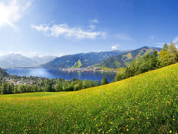 أماكن سياحية عائلية في النمسا