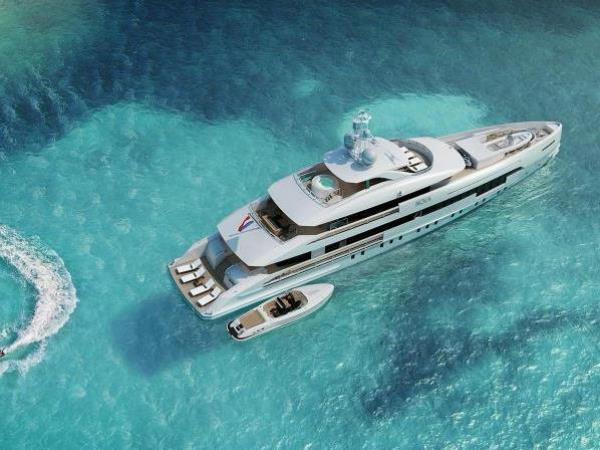 """الفخامة واضحة على متن يخت """"هوم"""" المُباع بـ34 مليون يورو. شاركونا تعليقاتكم..."""
