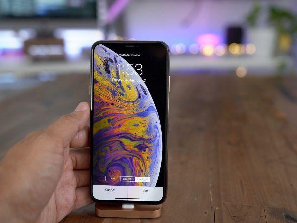 ميزات هاتف ايفون XS