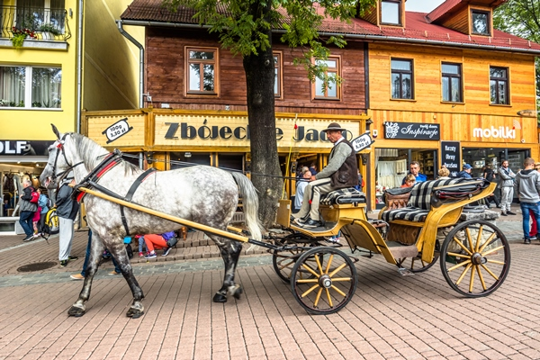 السفر إلى بولندا: رحلة إلى زاكوباني