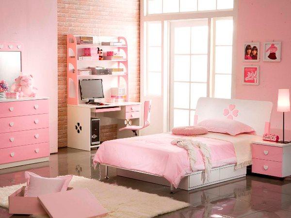 صور ديكورات وألوان غرف نوم الأطفال