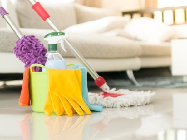 التدبير المنزلي: طريقة تنظيف السيراميك بالخل