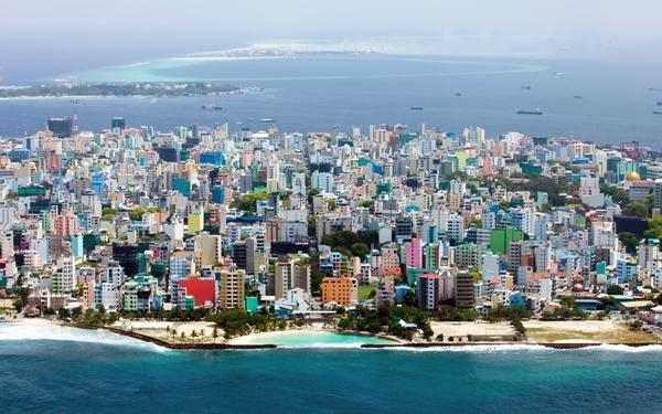 سياحة في عاصمة المالديف