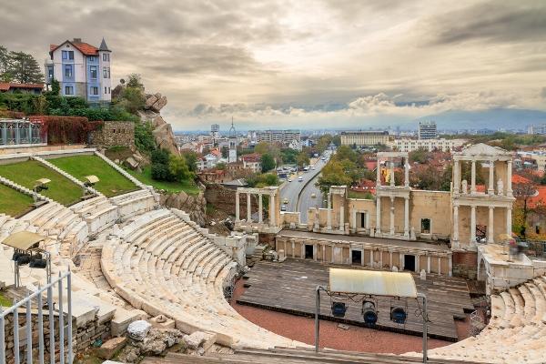 السفر إلى بلغاريا: بلوفديف عاصمة الثقافة الأوروبية