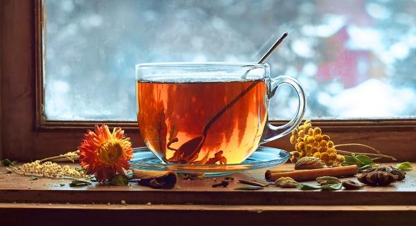 المشروبات الساخنة لإنقاص الوزن
