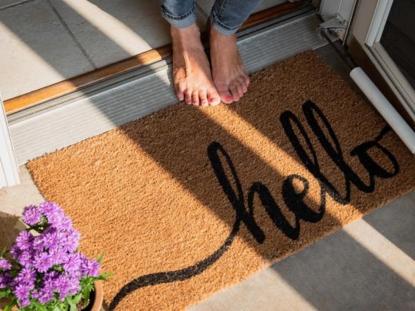 التدبير المنزلي: 6 خطوات لتنظيف المدخل