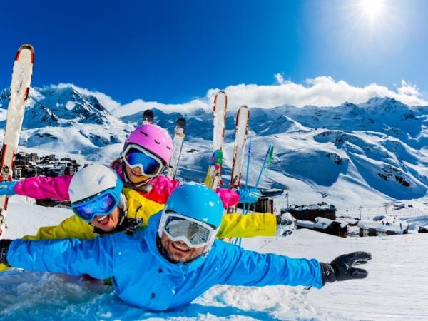 رحلة سياحية إلى جبال الألب