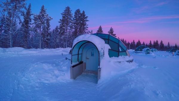 رحلة بالصور إلى القطب الشمالي