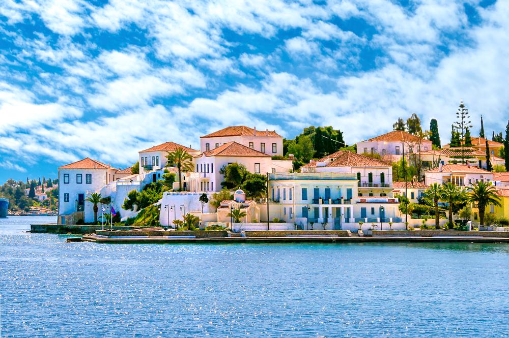 السياحة في اليونان لا تفوت خلال الصيف
