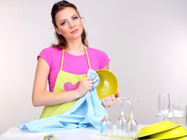 نصائح في التدبير المنزلي لتنظيف الأطباق في رمضان