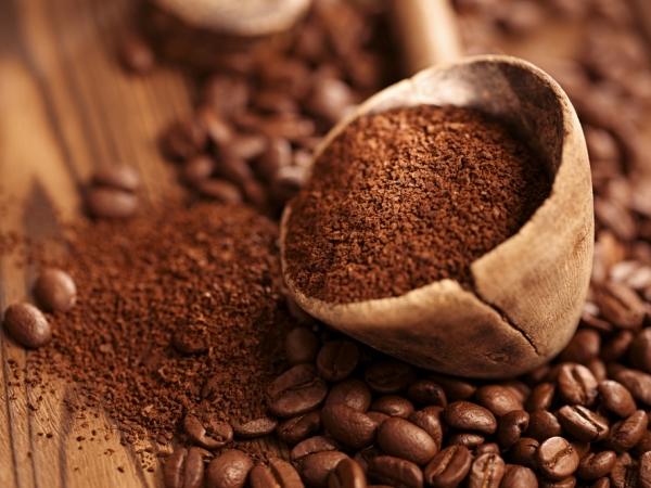 استعمالات القهوة في التدبير المنزلي
