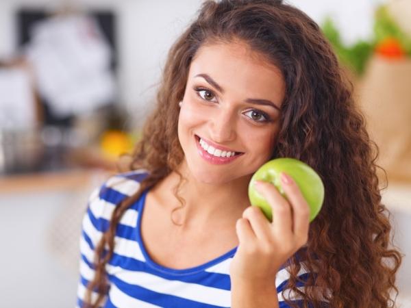 رجيم التفاح الأخضر لضبط الشهية وخسارة الوزن